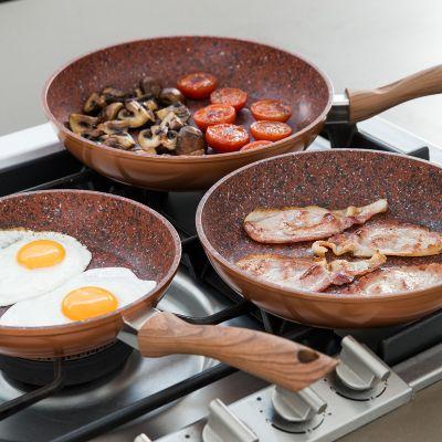 Copper Stone Pans Bundle offer