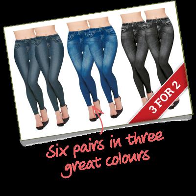 Trim 'N' Slim Jeans TV Offer