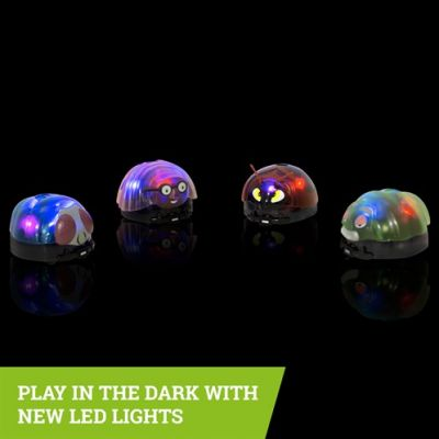 Boppin Bugz with LEDs