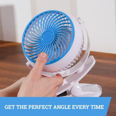 Chillmax Go Fan