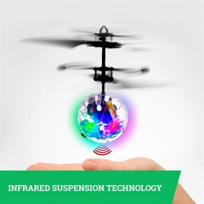 Disco Drone LED Copter