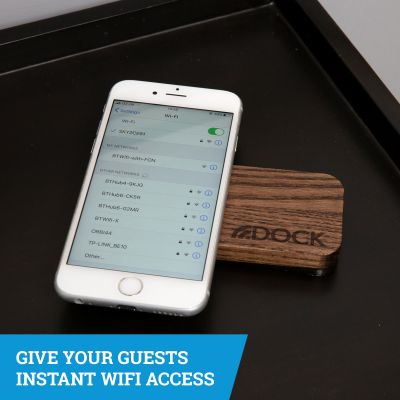 Dock - One-touch Wi-Fi password assistant