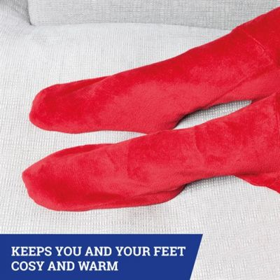 Footsie Blanket