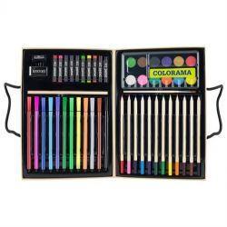 Colorama 51pc Colouring Set