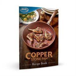 Copper Stone Pan Recipe Book