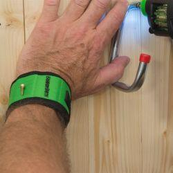 Hammersmith Drill and Screw Wristband