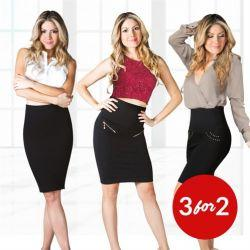 Hollywood Skirts (3 pack)