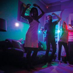 Mood Magic Colour-Changing LED Lights