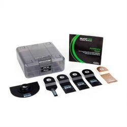 MultiPRO Multi-tool Cutting Pack: 6 Piece Set