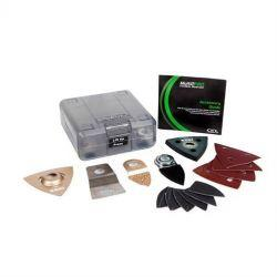MultiPRO Sanding and Grinding Pack: 14 Piece Set