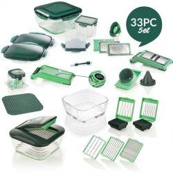 Nicer Dicer Chef 33pc Deluxe Set