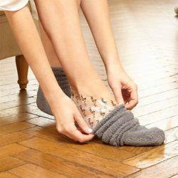 Pedi Plus Exfoliating Socks