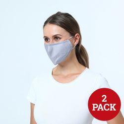 Reusable Antibacterial Facial Mask Bundle