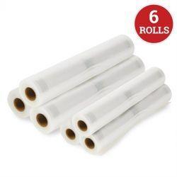 Food Sealer Rolls Triple Pack