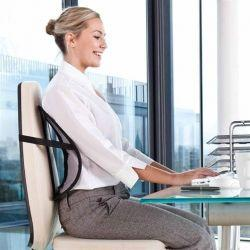 Sit Right: Ergonomic Chair Back Support