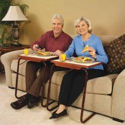 Table Mate: 18-in-1 Multi-Functional, Adjustable, Folding Desk