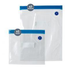 VacPack Fresh 3x Small 3x Medium Bags