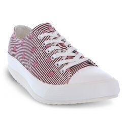 Walkmaxx Leisure Shoes Print Stripe Grey 37
